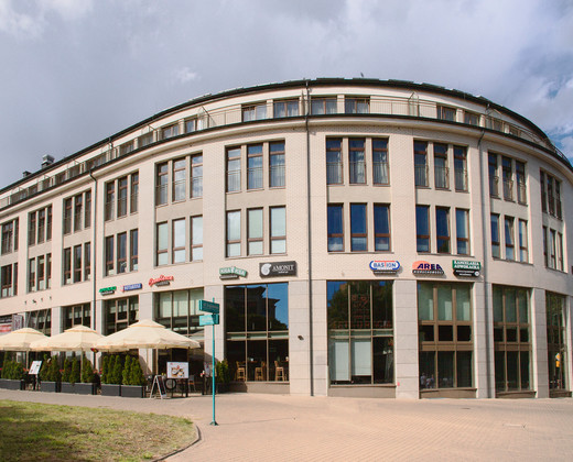 A modern hotel in the center of Białystok